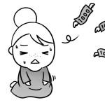 出産手当金③「支給申請書の予定日より早く産まれて受給額が少なくなった(泣)」