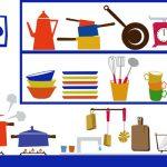 【整理収納アドバイザー監修】アイデア満載!キッチン収納棚の活用術